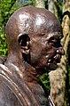 2015-04-20 Gandhi-Denkmal, Hannover, (19).jpg