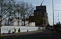 2015-London-Woolwich, Royal Arsenal Crossrail development 11.jpg
