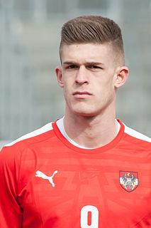 Marko Kvasina Austrian association football player