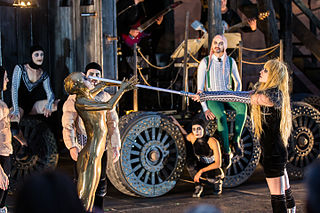 Nibelung Festival, Worms theatre festival in Germany