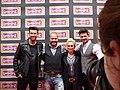 2016-02-01 886 Jay Khan, Willi Herren, Jana Windolph, Miloš Vuković.JPG