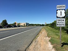 U S  Route 1 in Maryland - Wikipedia