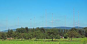Mainflingen transmitter - Mainflingen transmitter station