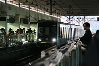 201604 03A02-333 at West Yan'an Road Station.JPG