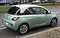 2016 Opel Adam in green, rear right.jpg