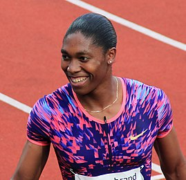 Image illustrative de l'article Caster Semenya