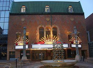 Chateau Theatre - Chateau Theatre in 2017