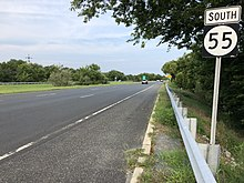 Vineland New Jersey Street Map 3476070   Vineland New Jersey