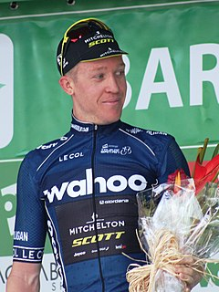 Cameron Meyer Australian racing cyclist