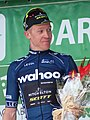 2018 Tour of Britain stage 2 - points leader Cameron Meyer.JPG
