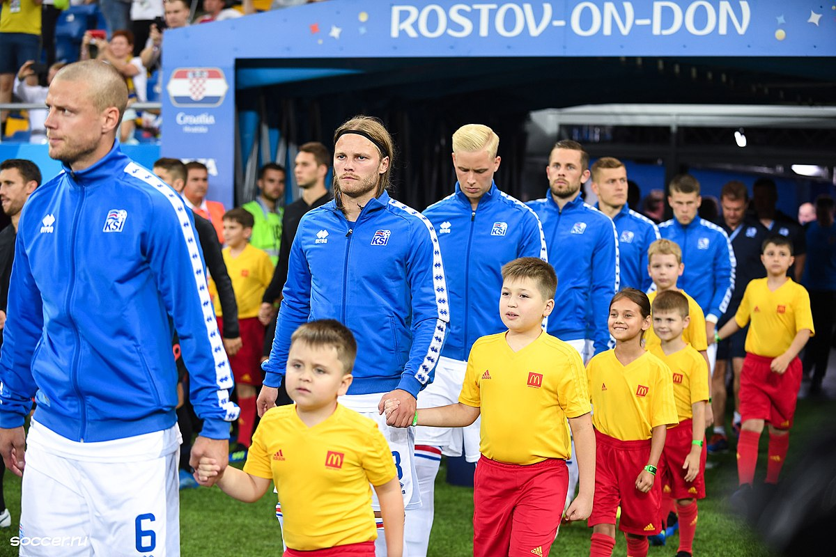 33bb9b96e Iceland at the FIFA World Cup - Wikipedia
