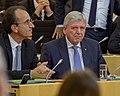 2019-01-18 Konstituierende Sitzung Hessischer Landtag Bouffier 3970.jpg