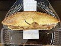 2019-02-17 21 20 13 Half of an apple pie in the Franklin Farm section of Oak Hill, Fairfax County, Virginia.jpg