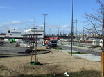 2019-03-17 Umbau Bahnhof Cottbus (new parking lot).png
