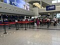 201908 Sichuan Airlines International Flights Check-in Area at CTU T1.jpg