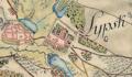 2021-05-28 (2) Galizien und Lodomerien (1779–1783) - First Military Survey, Lypsk.png