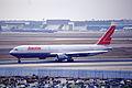 207bl - Lauda Air Boeing 767-3Z9ER, OE-LAY@FRA,09.02.2003 - Flickr - Aero Icarus.jpg