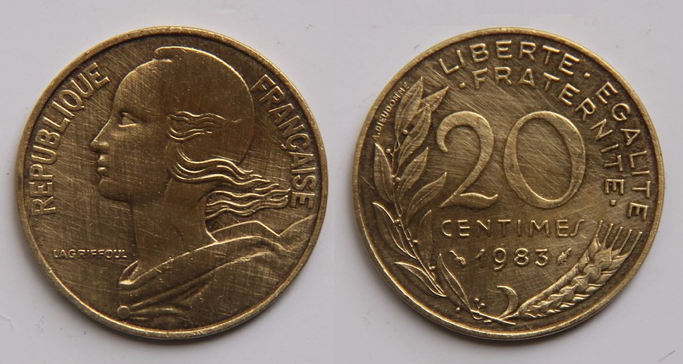 20 Centimes (France)