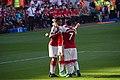 24 Merci Arsène - Celebrating Aubameyang's goal (41910954172).jpg