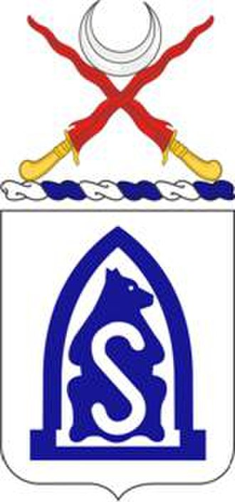 27th Infantry Regiment (United States) - Coat of arms