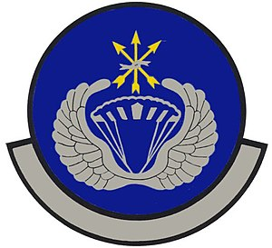 320th Special Tactics Squadron - Image: 320th STS