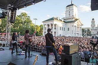 Naviband - 3 June 2017, Naviband concert in Minsk