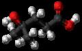 4-Hydroxy-4-methylpentanoic acid molecule ball.png