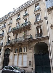 40 rue Paul-Valéry, Paris 16e.jpg