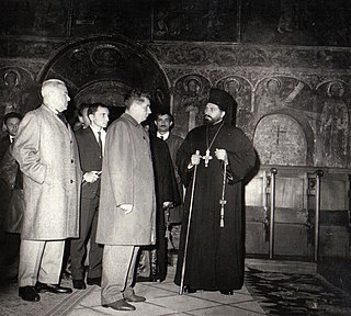 Orthodox Church in Communist Romania