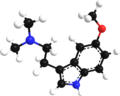 5-MeO-DMT 3d-model-bonds.png