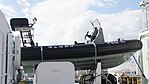 5.4m class RHIB(PS18-M1) aboard on Bort deck of JCG Sanrei(PS-18) right side view at Port of Kobe Novenber 11, 2017.jpg