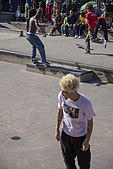 50-50 - bleached hair - Far Rockaway Skatepark - September - 2019.jpg