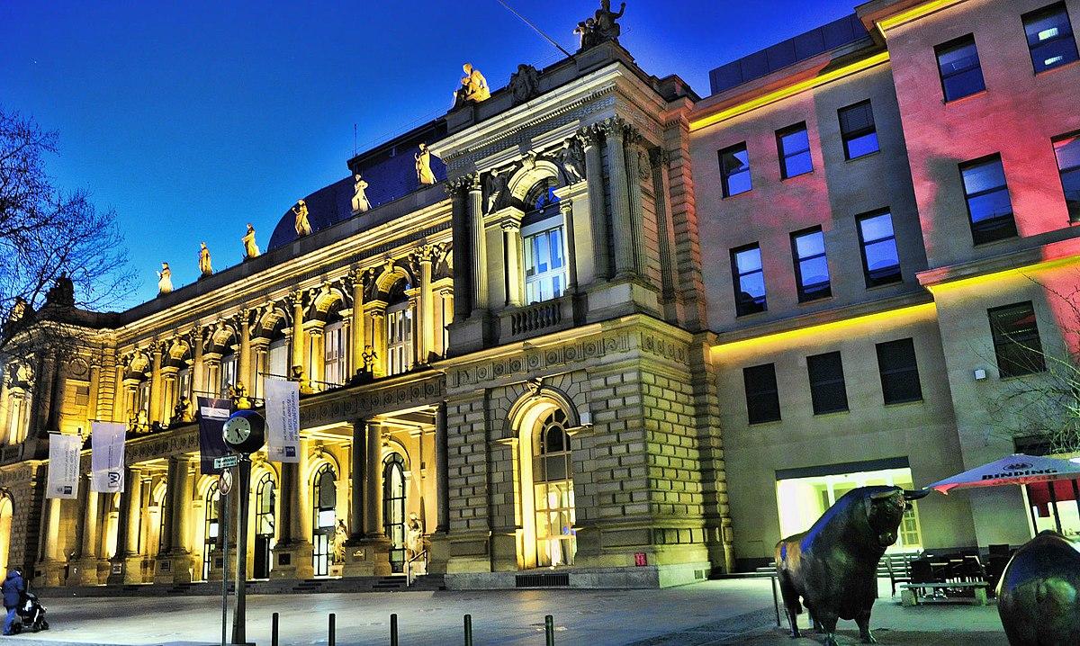 Börse Frankfurt — Wikipédia