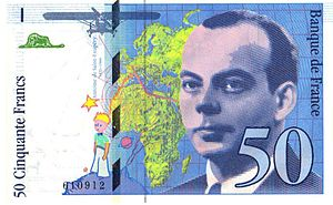50 Franc Vorderseite