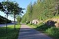 50 km race walk 1952 Olympics memorial 4.jpg