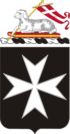 65th Infantry Regiment (United States) - Coat of arms