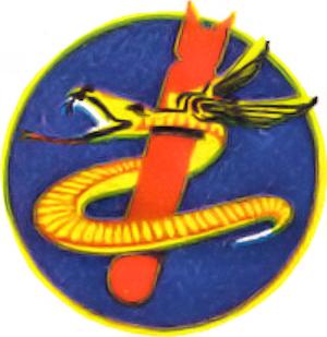 671st Bombardment Squadron - Emblem of the 671st Bombardment Squadron