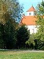 7. Janowiec, kościół par. p.w. św. Stanisława biskupa i męczennika i św. Małgorzaty.JPG