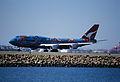 70bw - Qantas Boeing 747-300; VH-EBU@SYD;04.09.1999 (4704325743).jpg