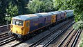 73141 and 73136 Eastleigh to Tonbridge West barrier train 5Y08 (15334214242).jpg