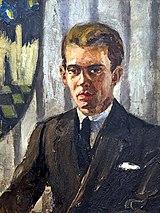 81 - Portrait de Georges Gaudion - Luce Boyal, 1935 - Musée du Pays rabastinois - inv.D.2004.5.10.jpg