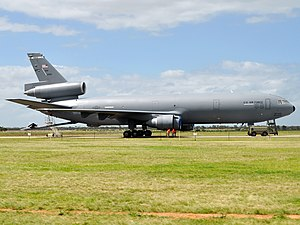 70th Air Refueling Squadron - Image: 82 0193 Mc Donnell Douglas KC 10A Extender (DC 10 30CF) USAF (6485990047)