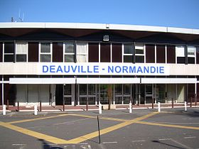 Image illustrative de l'article Aéroport de Deauville - Normandie
