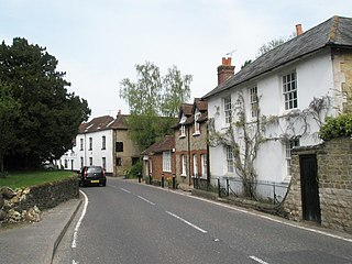 Rogate Human settlement in England