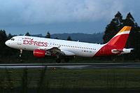 EC-JSK - A320 - Iberia Express