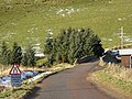 A941 approaching Blackwater Bridge - geograph.org.uk - 1034573.jpg