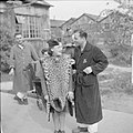 ATS Band Visits American Hospitals- Entertainment For Wounded Soldiers, Wiltshire, England, UK, April 1945 D24485.jpg