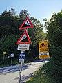 AUT — Tirol — Bezirk Kufstein — Kundl — Anderwegge (Straßenschilder).jpg