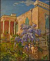 A House with Flowering Trees along the Amalfi Coast of Italy MET SLP0240.jpg