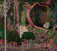 A New Generation 1892 Jan Toorop